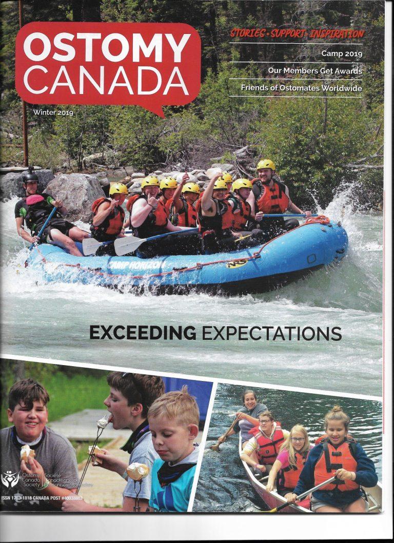 Ostomy Canada Magazine